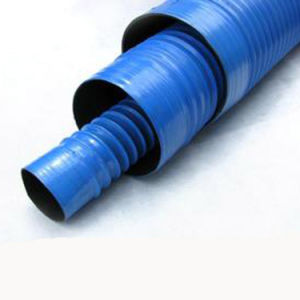 Tubo flessibile a spirale del condotto della macchinetta a mandata d'aria del PVC di ventilazione del condizionatore d'aria di HVAC