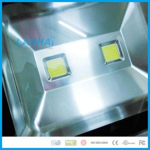 Indicatore luminoso di inondazione esterno fuso sotto pressione delle coperture PANNOCCHIA di alluminio LED del proiettore 50With80With100With120W della doppia