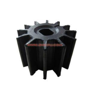 Le moteur à rotor en caoutchouc de pompe à eau