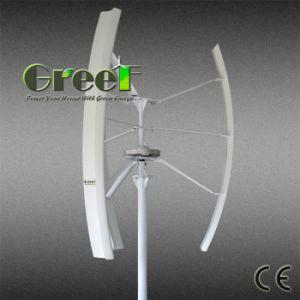 De hoge Turbine van de Wind van de Efficiency 2kw Verticale voor het Gebruik van het Huis