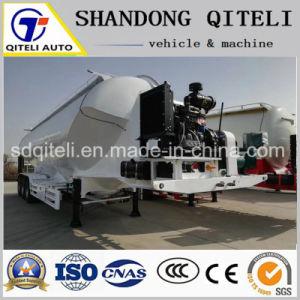 Tanque de cimento a granel do reboque/semi-reboque para transporte de materiais em pó