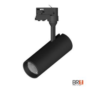 セリウムのRoHSのトライアックのDimmableトラックライトCRI90追跡LEDシステムライト調節可能なビーム程度