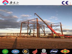 Tipo de luz diseño de construcción Industrial edificios almacén de la estructura de acero Estructura de metal