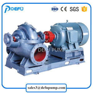 電動機を搭載する液体の転送の二重吸引の水ポンプ