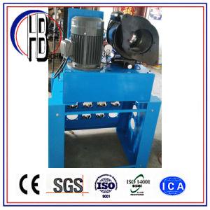 De hydraulische Crimper van de Slang Vracht van de Haven/de Plooiende Machine van de Slang van de Macht van Fin P52