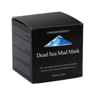 Limpieza profunda reducción de poros Mascarilla facial de barro Mar Muerto