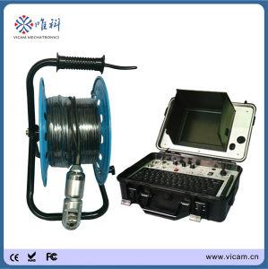 Camera van de Inspectie van het Boorgat van de Videocamera van kabeltelevisie de Ondergrondse goed