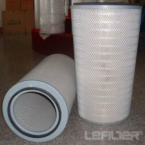 Cartucho de filtro de aire de polvo industriales