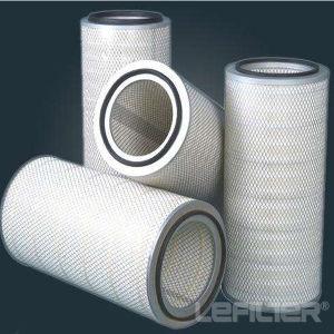 Фильтрующий элемент воздушного фильтра для сбора пыли с функцией Reverse-Cleaning