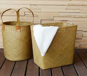 (BC-ST1041) Hot-Sell de bonne qualité de l'artisanat durables Panier de paille