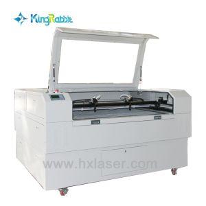 결혼 예복 80W Laser 절단기 기계 통행 세륨 Hx-1290sg