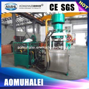 Mosaïque de verre automatique grande machine de compactage de poudre rotatif