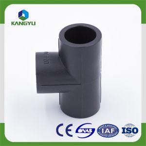 Tipo dello zoccolo dell'accessorio per tubi del PE che riduce protezione