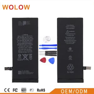 Fabricación de la batería de iPhone para el iPhone 6s Plus batería móvil