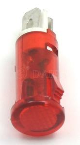 Indicateur LED d'alarme incendie, Lampe, lampe de signal pilote (MDX-11A)