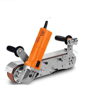 9*533mm 500W 소형 전기 벨트 샌더의 최고 질