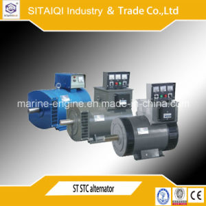 CA Synchronous Generator di Stc-12kw Three Phase
