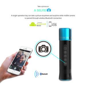 Surrond multifunzionale Sound Mini Wireless Bluetooth Speaker con Selfie Function