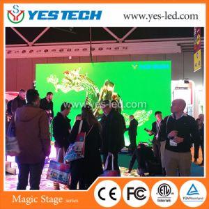 P Stade2.84mm Affichage LED de la courbe de la publicité vidéo
