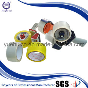 Meilleure qualité d'adhésif acrylique Ruban d'emballage de l'OPP jaunâtre