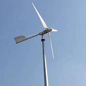1kw de Generator van de Wind van de Molen van de Wind van de Turbine van de wind