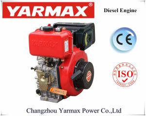 Yarmax 공기에 의하여 냉각되는 단 하나 실린더 디젤 엔진 Ym188f