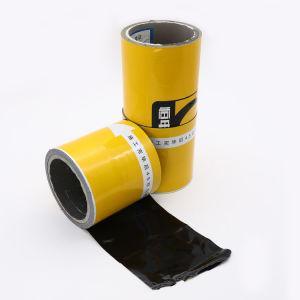 방어 도매 접착성 투명한 파란 까맣 백색 PE 또는 알루미늄 단면도 장을%s 보호 필름