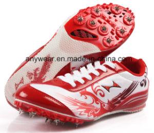 La formación deportiva calzado ejecuta Spike zapatillas Zapatos para hombres y mujeres (814)