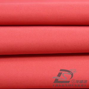 50d 350t Water & Wind-Resistant Piscina Sportswear Para Baixo Casaco de Pele de pêssego Pongées Tecidos Jacquard Sarjado 100% de tecido de poliéster (53032)