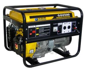 Portátil Generador 5.0kVA gasolina