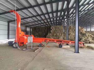 ケニヤのAnimals Feedのための新しいDesign Grass Chopper Machine
