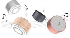 Altavoz Bluetooth altavoces inalámbricos para teléfonos móviles