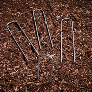 Uの芝地のステープル(泥炭のステープル、草のステープル)