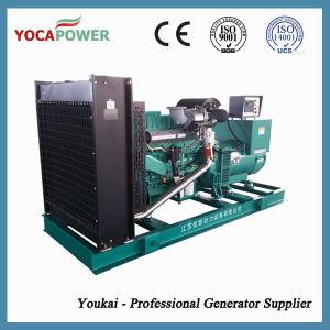 320 квт/400Ква Yuchai дизельного двигателя электрический генератор дизельных электростанций