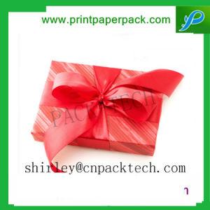 O Aniversário de Fita Personalizada superior presentes na Caixa de papel de embalagem