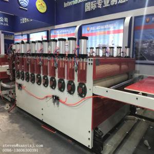Scheda della gomma piuma della mobilia del PVC che fa la riga riga dell'espulsione della macchina di Productio
