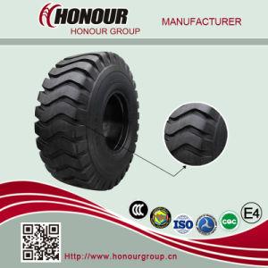 Hors de la route d'honneur de niveleuse chargeuse l'exploitation minière industrielle de la marque OTR pneu (20.5-25.23.5-25 26.5-25)