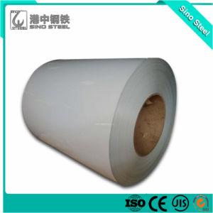 Legering 3003 H26 Kleur bedekte de In reliëf gemaakte Rol van het Aluminium voor Dakwerk met een laag