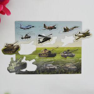 Imanes de nevera de papel impresa Calendario imán imán de nevera