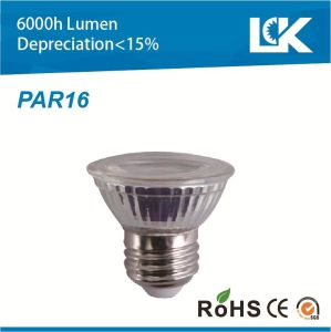 3.5W PAR16 E27 DimmableのスポットライトLEDの球根