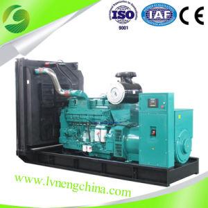 Generador eléctrico silencioso insonoro del gas natural del CE