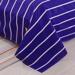 Reagierendes Drucken-Polyester-Bettwäsche-Tröster-Deckel-Set