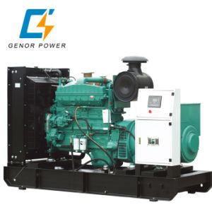 HochleistungsCummins schalten leises Dieselset des generator-100kVA an