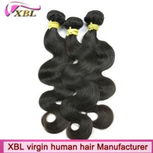 Commerce de gros cheveux bruts brésilien de la trame