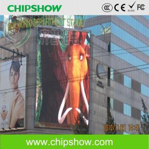 Route Chipshow P16 Affichage LED étanche de la publicité