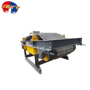 Removedor de ferro Overband Separador magnético permanente para o tapete de transporte
