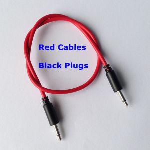 Mann der Qualitäts-3.5mm 3.5mm zum männlichen Monoaudios-Kabel des kabel-3.5mm