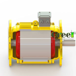 5kw 30rpm de la Fase 3 AC magnético permanente Generator, generador de turbina hidráulica, el aerogenerador