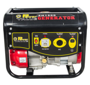 mini generatore della benzina 1kw per uso di campeggio domestico