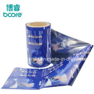 薄板にされたフィルムロール、薄板にされた包装のフィルム、赤ん坊のぬれたワイプのためのホイルの包装ロール